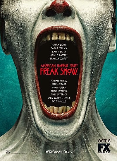 American horror story the first trailer for the fourth season of the series