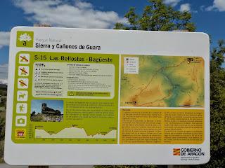 Excursion Las Bellostas- Bagueste