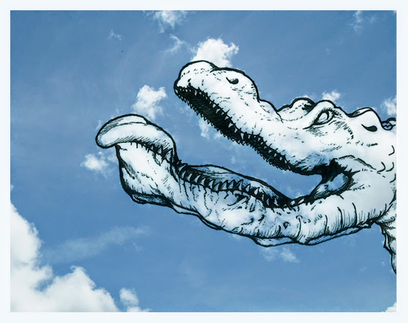03-Crocodile-Cloud-Martín-Feijoó-Images-in-the-Sky-Cloud-Drawings-www-designstack-co