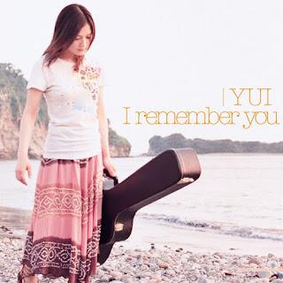 YUI - I REMEMBER YOU Album YUI%2B-%2BI%2BRemember%2BYou