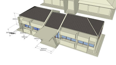 Rencana Penambahan Sarana Bangunan YABNI tahun 2012 - 2015