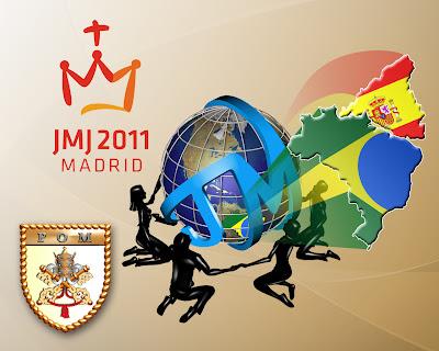 JM na Jornada Mundial da Juventude 2011.