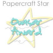 Quasar award at Papercraft stars!