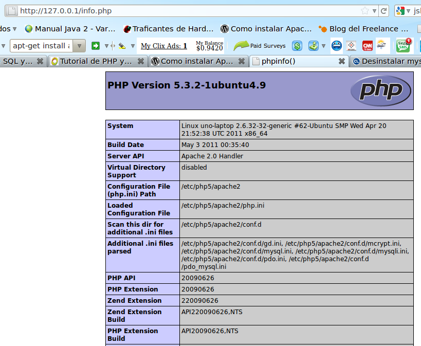 php 04 mysql Install lamp stack on ubuntu 1604 lts this tutorial will help you to install apache mysql php (lamp stack) on ubuntu 1604 lts system best steps to install php 72.