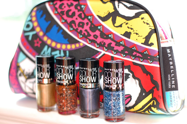 Maybelline Color Show Polka Dots giveaway
