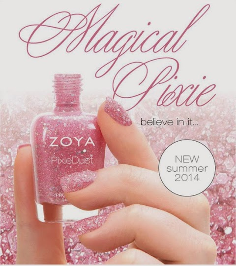 Zoya Magical Pixie Summer 2014 Nail Lacquers