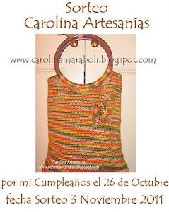 SORTEO DE CAROLINA