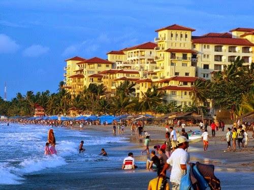 Wisata Pantai Anyer