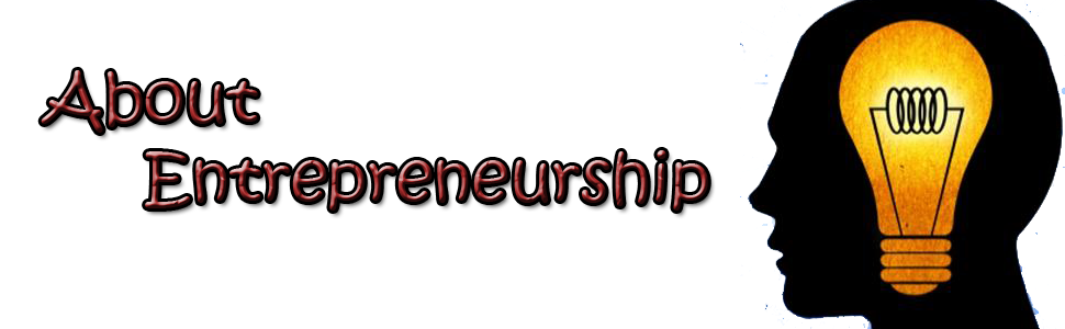 About Entrepreneurship