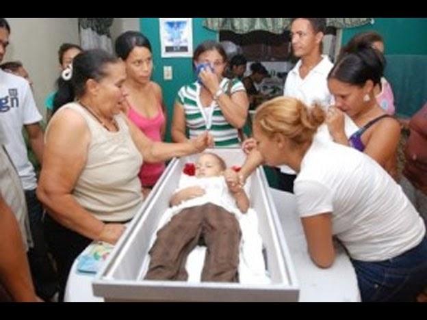 Kisah Mayat Budak 2 Tahun Bangun Mintak Air Dan Kemudian Mati Kali Kedua