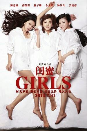 Girls 2014 poster