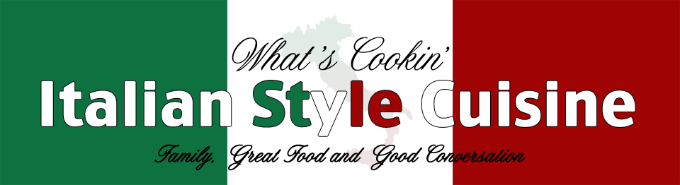 What's Cookin' Italian Style Cuisine
