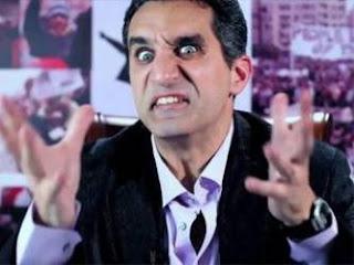 مشاهدة برنامج البرنامج حلقة 3 مع باسم يوسف موسم 7/12/2012