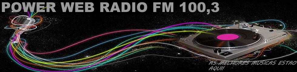 POWER WEB RADIO FM 100,3
