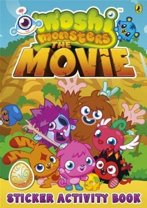 Moshi Monsters The Movie (2013) 720p HDRip