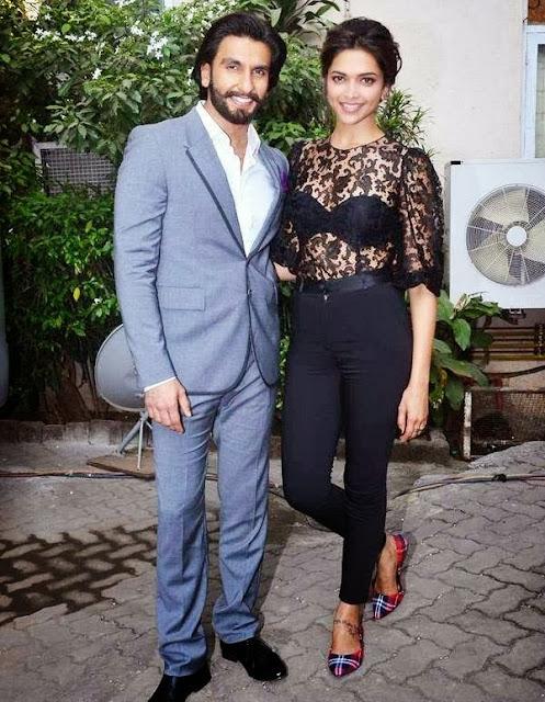 Ranveer Singh & Deepika Padukone Couple HD Wallpapers Free Download