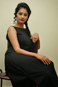 Monika singh sizzling photos in black-thumbnail-24