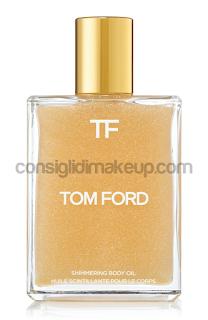 nuova collezione make-up soleil tom ford