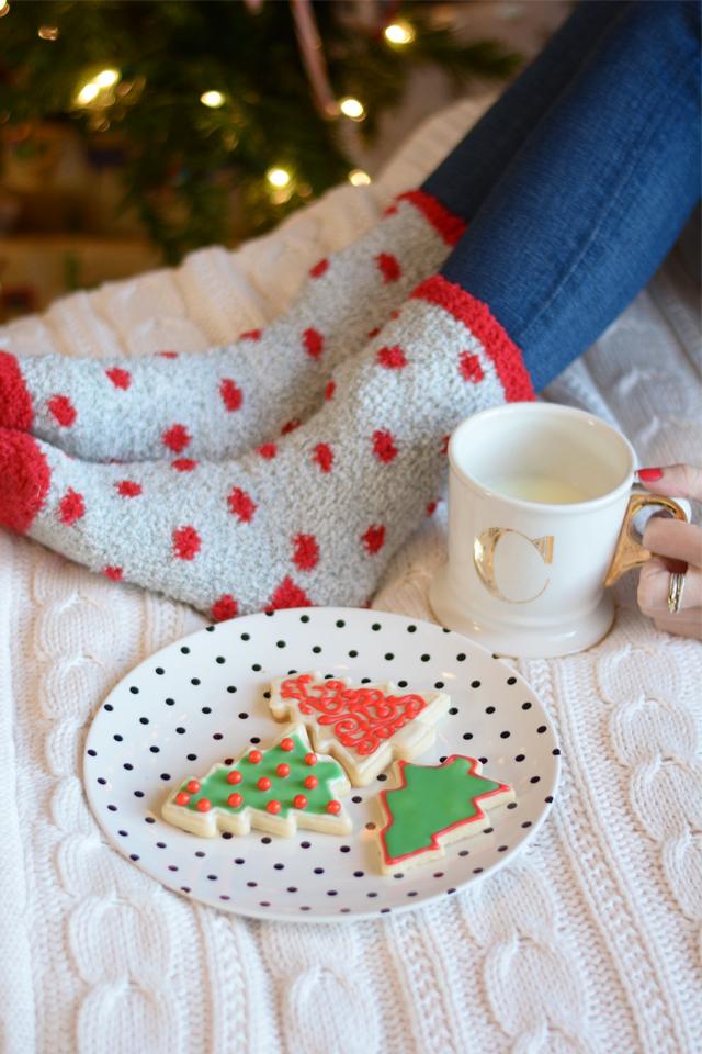 Southern Curls & Pearls: Christmas Sugar Cookie Recipe