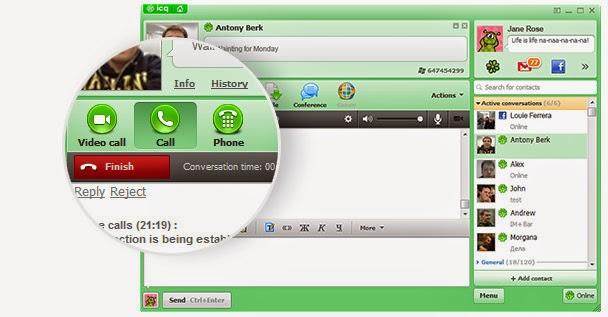ICQ 8.2 Build 7046