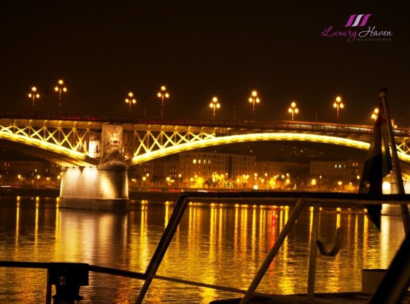 budapest danube river cruise hungarian szechenyi chain bridge