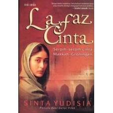 Buku novel Islami berjudul Lafaz Cinta