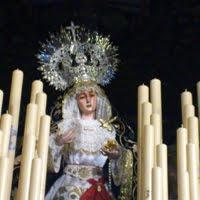 Virgen del Subterraneo, Hdad de la Cena, SEVILLA
