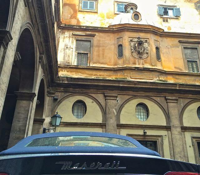 Palazzo Sacchetti // Rome