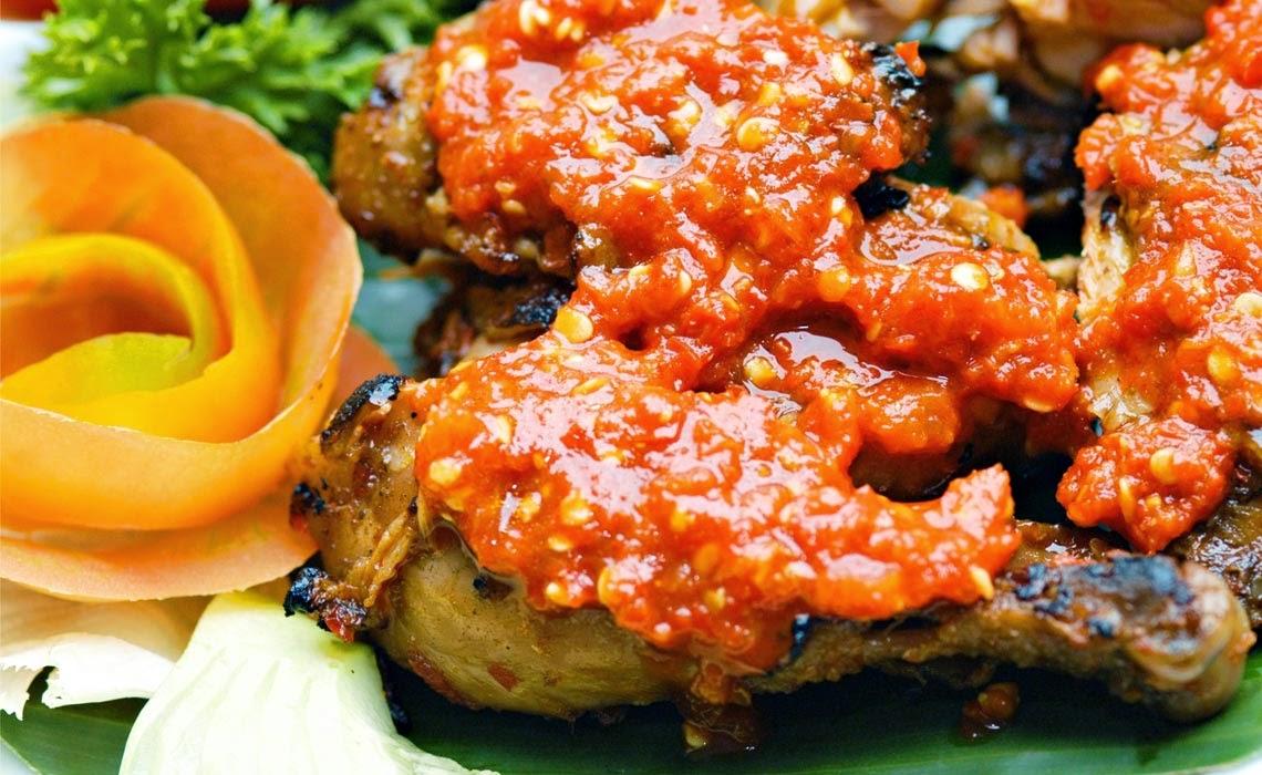 Resep Rica-rica Ayam Pedas Nikmat