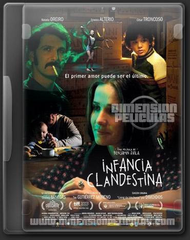 Infancia Clandestina (DVDRip Español Latino) (2011)
