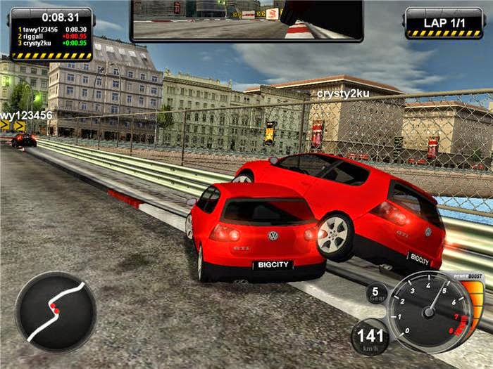 City racing Game Free Download For PC