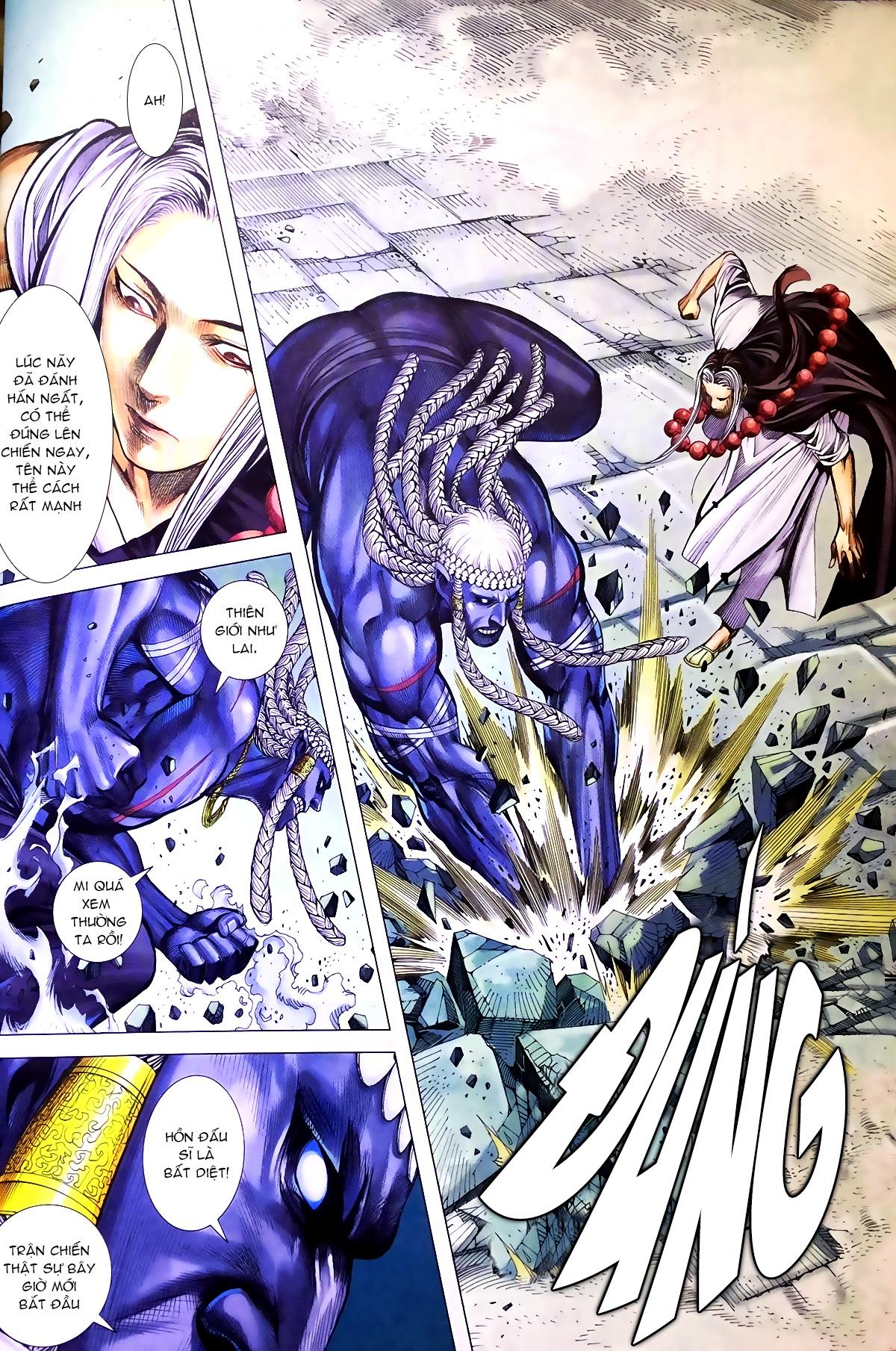 Tây Du chap 60 page 23 - IZTruyenTranh.com
