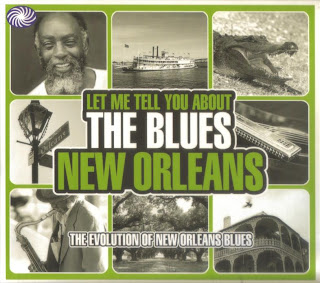 AN INVITATION TO THE BLUES: New Orleans Blues