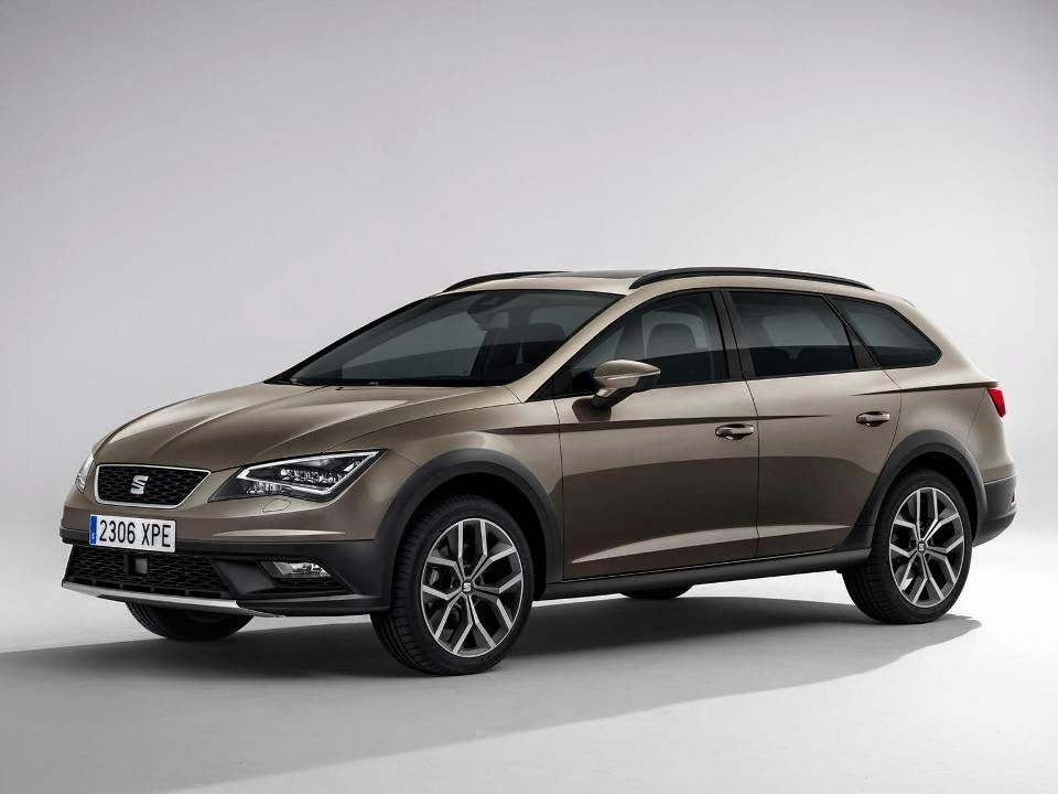 Seat announced the offroad version of Leon ST X-Perience