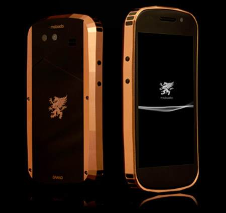 Le smartphone Mobiado Grand Touch 450