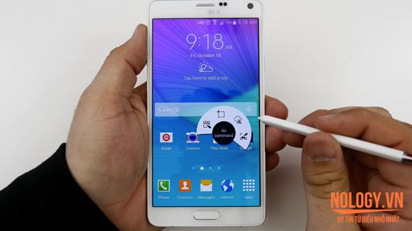 Galaxy Note 4 Hàn Quốc
