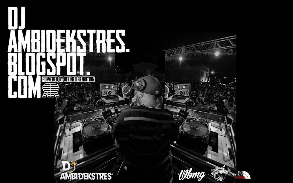DJ Ambidekstres' Blog