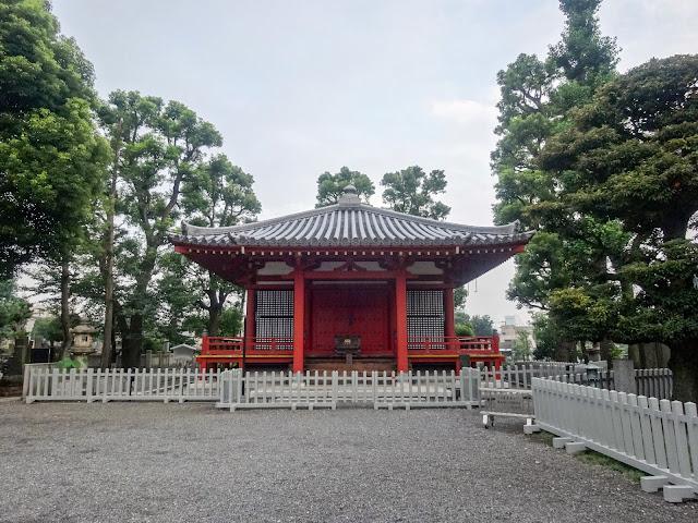 宝仙寺,御影堂,中野坂上〈著作権フリー無料画像〉Free Stock Photos