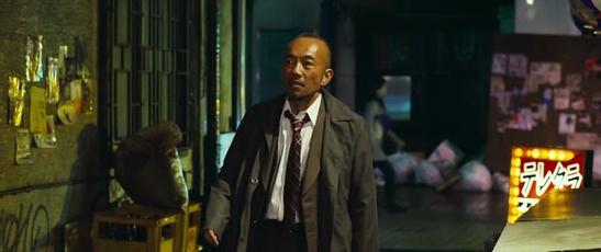 Наото Такэнака в фильме Инцидент Синдзюку