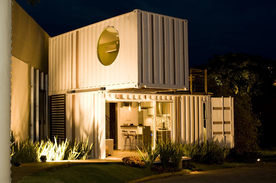 Container casa joy studio design gallery best design for Casa in container