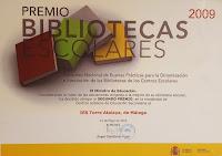 Premio Nacional Buenas Prácticas (2009)