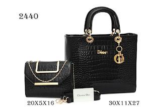 Tas KW Christian Dior Bellagio Semi Premium 2440VY Jakarta