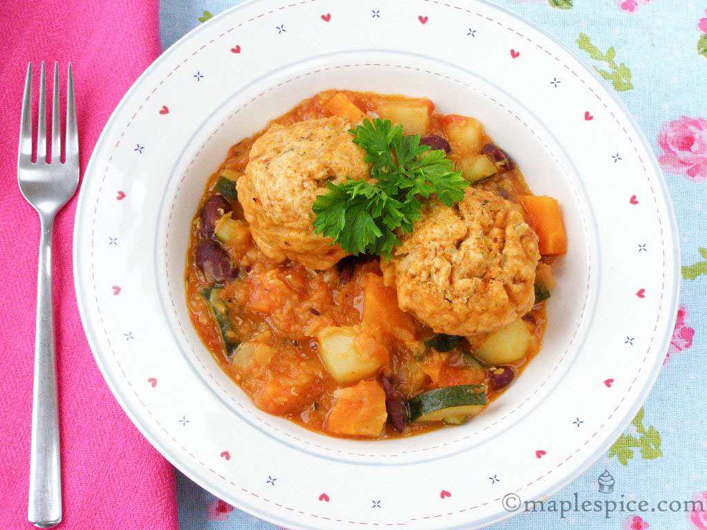 Red Bean Dumplings Recipe — Dishmaps