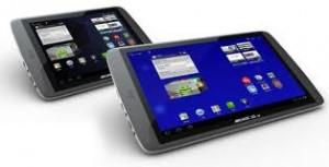 Dua Tablet Archos G9 Mulai Hadir Bulan September