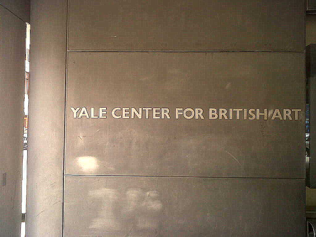 Art Calendar Yale : The museum experience mod yale center for british