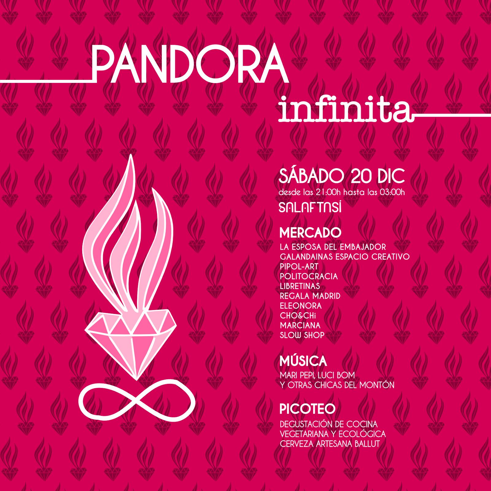 La esposa del embajador _ Pandora infinita