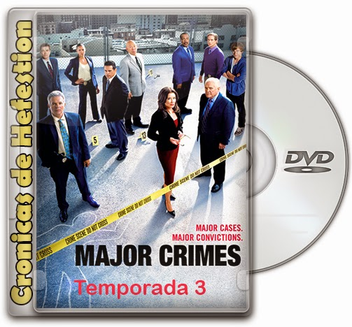 Major Crimes Temporada 3