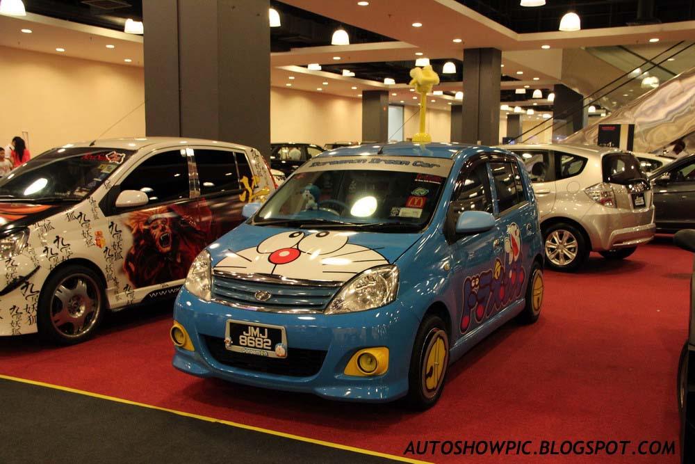Doraemon Viva KSL City Autoshow