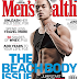 Jake Cuenca graces the cover of Men's Health Magazine Philiipines' March issue