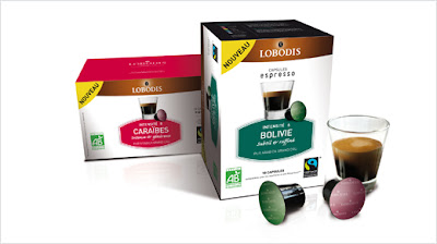 1000 lots de capsules Espresso Lobodis à tester